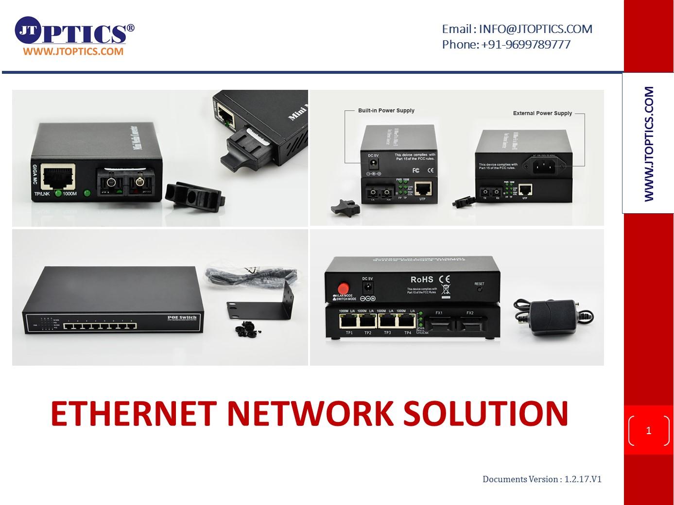 Ethernet Solution
