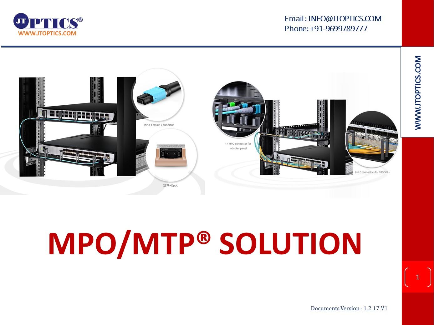 MPO Solution