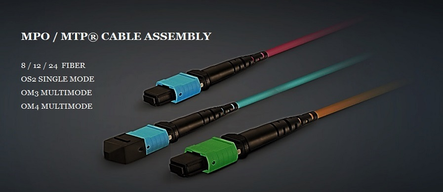 MPO / MTP® Cable Assembly