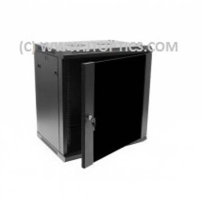12U 19'' WALLMOUNT CABINET WITH 450MM DEPTH
