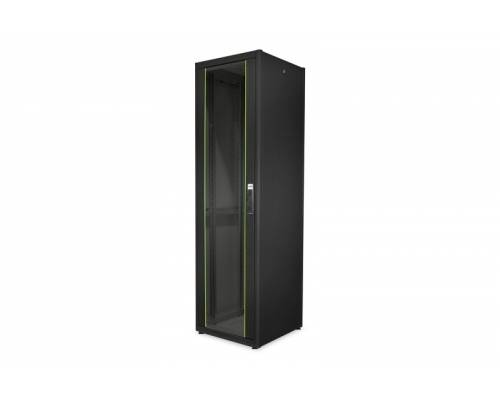 42u floor mount rack with 600mm depth 19 inch