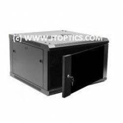 6u 19'' wallmount cabinet with 450mm depth