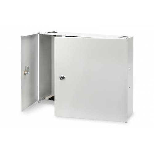 24 Port Wall-Mount Outdoor Optical Fiber Metal Termination Box Ip65 Comply JTTB24WOBL Termination Box