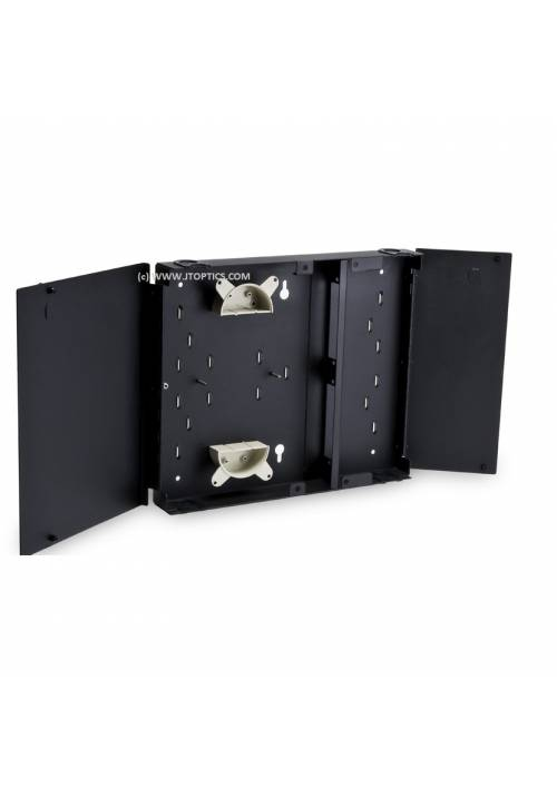 12 PORT WALL MOUNT OUTDOOR FIBER TERMINATION BOX BLANK
