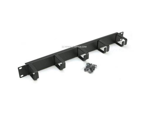 1u cable manager for 19 inch rack