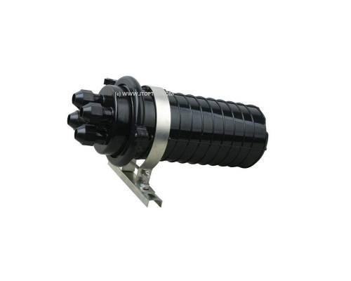 96 fiber dome splice closure or 96f vertical ofc enclosure for outdoor optical fiber cable