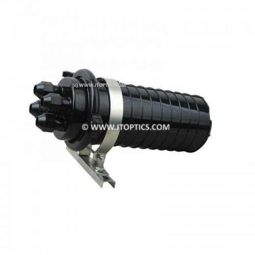 144 fiber dome splice closure or 144f vertical ofc enclosure for outdoor optical fiber cable