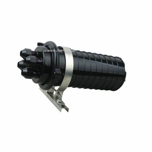 144 fiber dome splice closure 144f vertical ofc enclosure for outdoor optical fiber cable