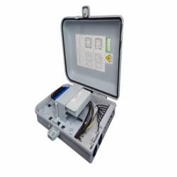 Fttx Fiber Termination Box For 1 X Lgx Optical Splitter Abs Type Blank