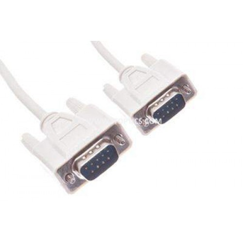 Db9 male to db9 male cable