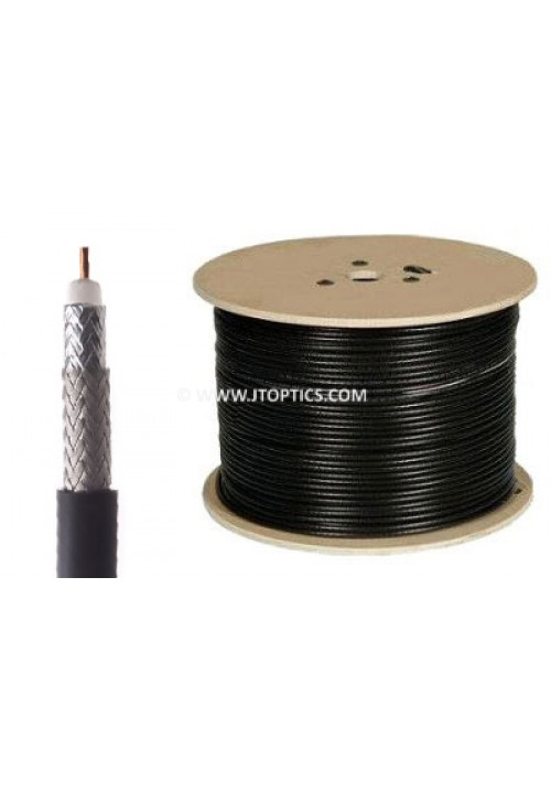 LOW LOSS LMR-195 EQUIVALENT COAXIAL BULK CABLE