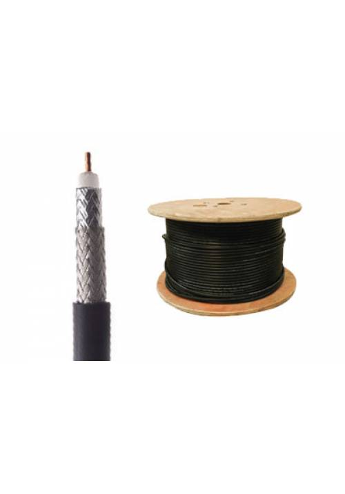 RG11 SOLID COAX BULK CABLE ROLL