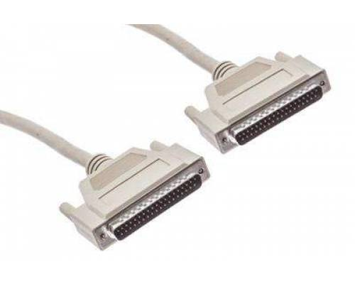 Db37 male to db37 male patch cord cable