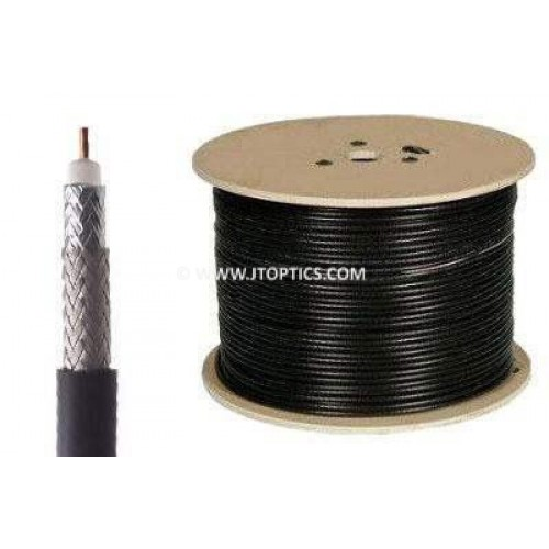 Bulk Coaxial Cable : Low loss lmr equivalent coaxial bulk cable