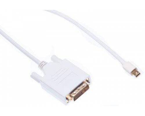 Mini displayport to dvi patch cord cable