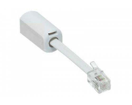 Telephone cord detanglers