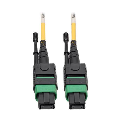 12 Fiber MPO Trunk cable MPO (F) Push-Pull - MPO (F) Push-Pull OS2 Single Mode Cable