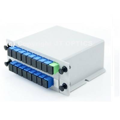 1:16 PLC OPTICAL SPLITTER PLC LGX BOX TYPE