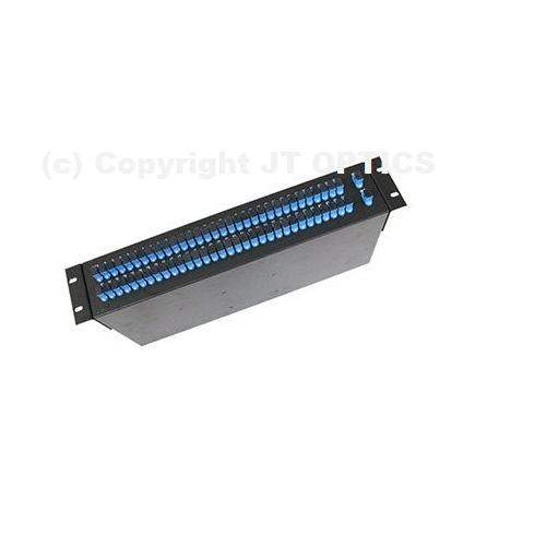 1:32 optical fiber plc splitter 1260nm – 1650nm rack mountable