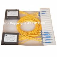 1:8 OPTICAL SPLITTER PLC ABS TYPE