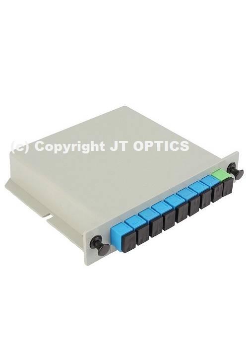 1:8 PLC OPTICAL SPLITTER PLC LGX BOX TYPE