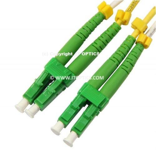 LC LC apc single mode duplex standard optical patch cord