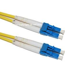 LC LC single mode duplex standard optical patch cord