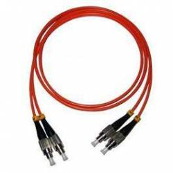 Fc upc fc upc multimode om1 duplex 2mm standard optical patch cord