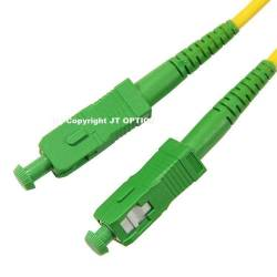 Sc sc apc single mode 2mm duplex standard optical patch cord