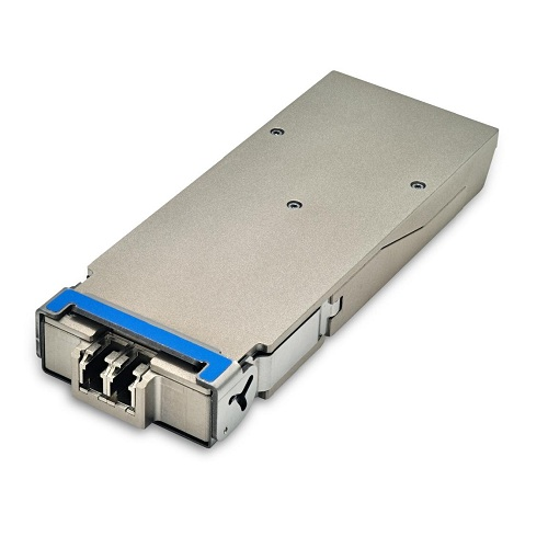 100gbase- lr4 cfp2 transceiver module smf, dfb laser 1310nm, 10km, lc, dom