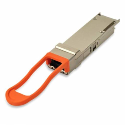 100gbase-psm4 qsfp28 transceiver module smf, dfb laser 1310nm, 500m, mpo/mtp, dom