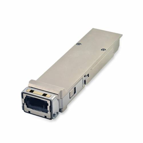 100gbase-sr4 cfp4 transceiver module mmf, vcsel array 850nm, 150m, mpo/mtp, dom