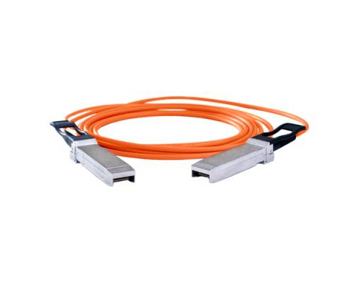 25g sfp28 to sfp28 om2 multimode aoc cable (active optical cable )