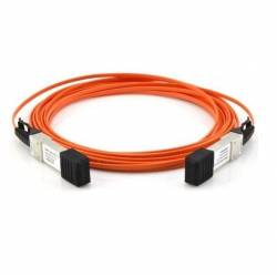 Qsfp multimode active optical cable cisco qsfp-h40g-aoc compatible aoc patch cord