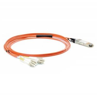 40G QSFP+ TO LC UPC BREAKOUT AOC CISCO QSFP-8LC-AOC COMPATIBLE