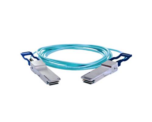 40g qsfp+ to qsfp+ om3 multimode aoc cable (active optical cable )