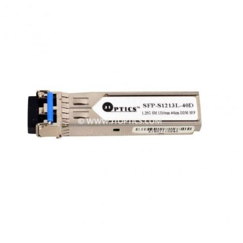 1GE transceiver sfp module single mode 40km