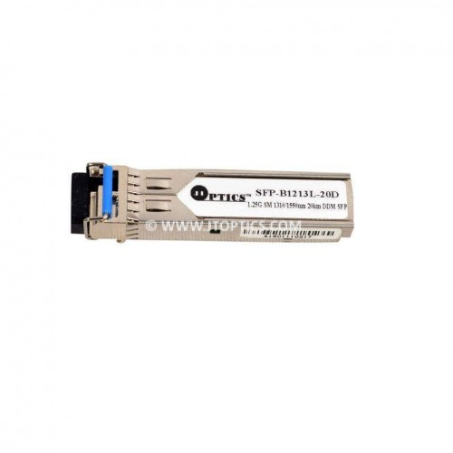 1.25g gigabit sfp transceiver bidirectional bidi single mode upto 20km