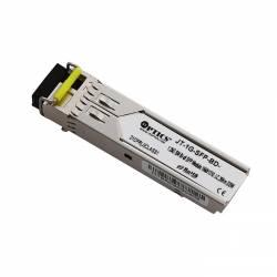 1000BASE-BX-U 1.25G Sfp Bidi Optical Transceivers, Sm 1310/1550nm, 40 Km, Simplex Lc, Dom