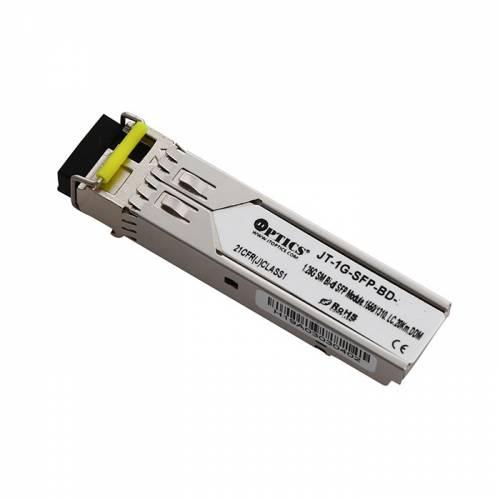 1000BASE-BX-U 1.25G Sfp Bidi Optical Transceivers, Sm 1310/1550nm, 40 Km, Simplex Lc, Dom JT-1G-SFP-BD-ER Transceivers