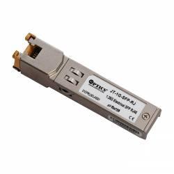 1000BASE-T SFP 1.25G Gigabit Rj45 Electrical Copper Sfp Transceiver, Rj-45 100m