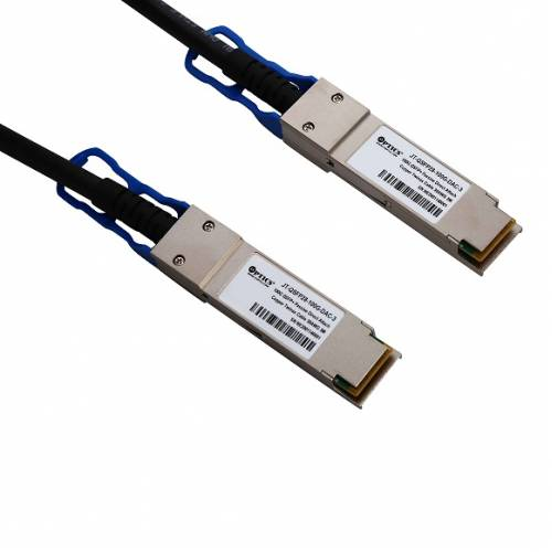 100G Qsfp28 To Qsfp28 Twinax Copper Passive Dac Cable (Direct Attached Cable) JT-QSFP28-100G-DAC-XX DAC Cable