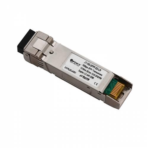 10GBASE-LR 10G Sfp+ Single Mode Optical Transceivers, Sm 1310nm, 10 Km, Dfb/Pin, Duplex Lc, Dom JT-10G-SFPP-DD-LR Transceivers
