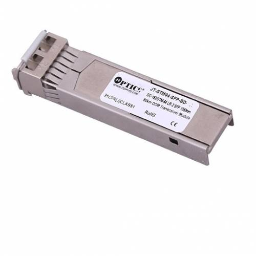 Oc-192/Stm-64 Lr-1 Sfp 1310Nm 40Km Dom Transceiver Module JT-STM64-SFP-DD-LR1 Transceivers