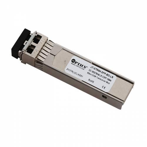 Oc-192/Stm-64 Lr-2 Sfp 1550Nm 80Km Dom Transceiver Module JT-STM64-SFP-DD-LR2 Transceivers