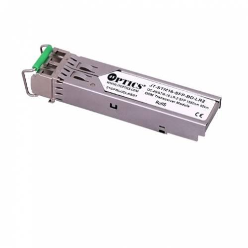Oc-48/Stm-16 Lr-2 Sfp 1550Nm 80Km Dom Transceiver Module JT-STM16-SFP-DD-LR2 Transceivers