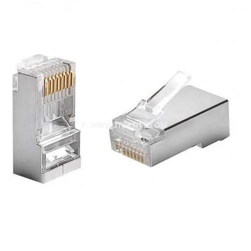 RJ45 CONNECTOR FOR STP CAT5