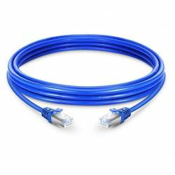 Cat6 stp patch cord or cat6 rj45 shilded patch cable