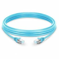 Cat6a stp patch cord or cat6a rj45 shilded copper patch cable