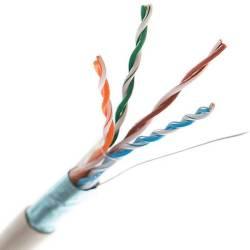cat5e 4 pair stp 26awg pvc bulk cable